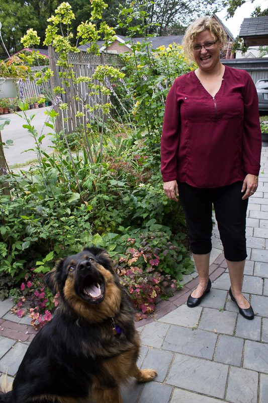 Women in Toronto: Erica