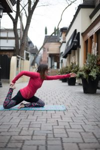 Brand photography, yoga photography, content photography