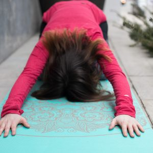 personal brand photography, content photography, yoga