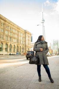 Nitika - Toronto Real Estate Agent - Personal Brand Photography